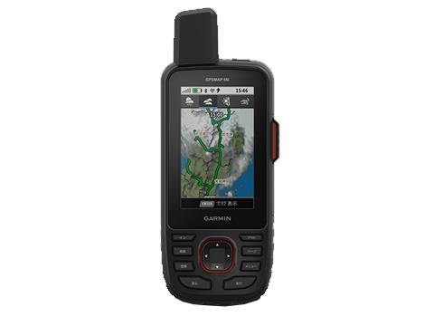 GARMIN GPSMAP66i